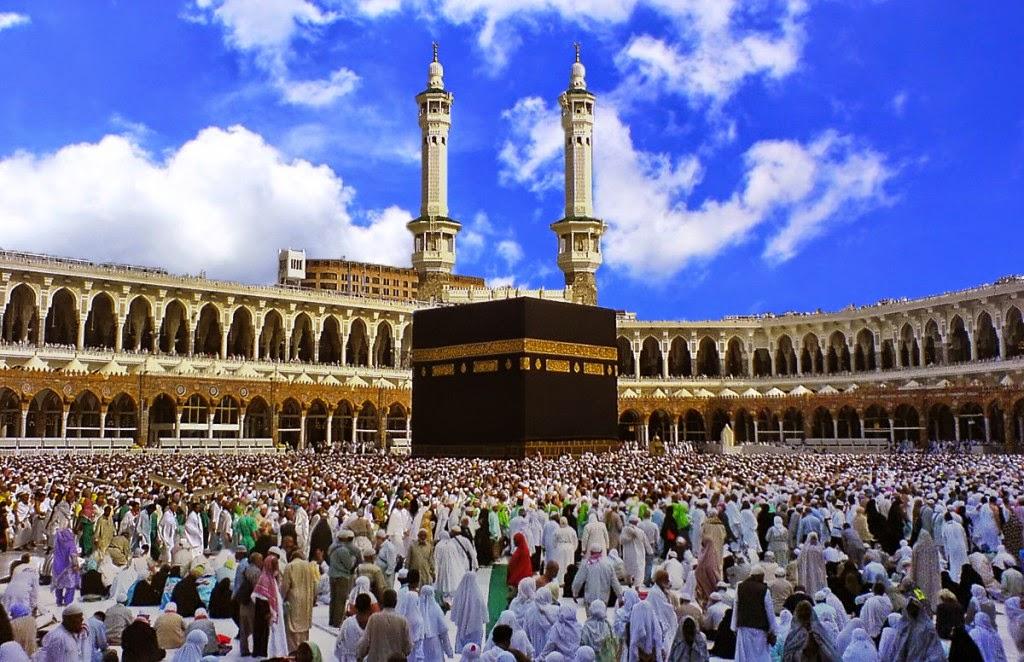 Cara Menunaikan Ibadah Umrah di Mekah